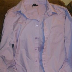 Lavender long sleeve shirt proffessional